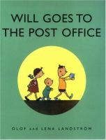 Will Goes to the Post Office