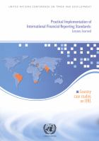 Practical Implementation of International Financial Reporting Standards