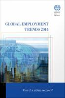 Global Employment Trends 2014
