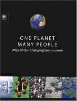 One Planet, Many People