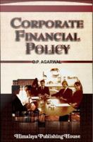Corporate Financial Policy