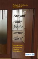 Are You Ready for the Corner Office?