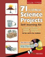 71 + 10 New Science Projects