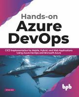 Hands-on Azure DevOps