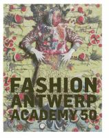 Fashion Antwerp Academy 50