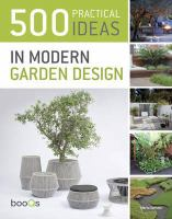 500 Tips for Garden Design