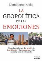 La geopolítica de las emociones