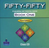 Fifty-fifty, Book One [includes Audio CD]