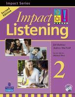 Impact Listening 2