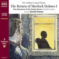 The Return of Sherlock Holmes 1