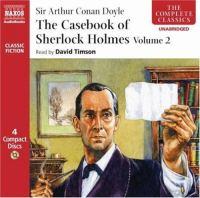 The Casebook of Sherlock Holmes II