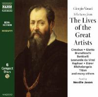 Selections From The Lives of the Artists