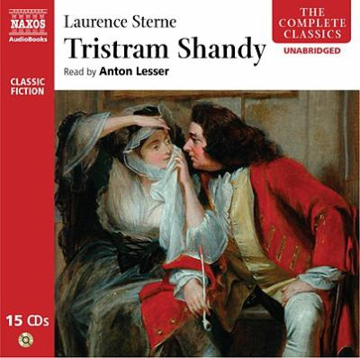 Cover image for Tristram Shandy