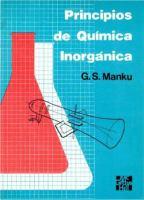 Principios de química inorgánica