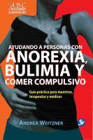 Ayudando a personas con anorexia, bulimia y comer compulsivo