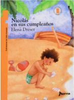 Nicolás en sus cumpleaños