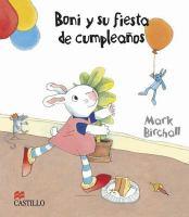 Boni y su fiesta de cumpleaños
