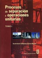 Procesos de separación y operaciones unitarias