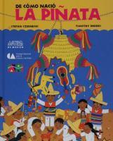 De cómo nació la piñata