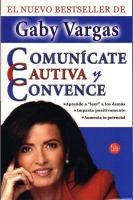 Comunícate, cautiva y convence