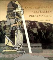 Contemporary Australian Printmaking