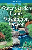Water Garden Plants for Washington and Oregon