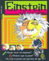 Einstein, el rey de los distraídos