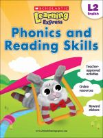 Phonics and Reading Skills