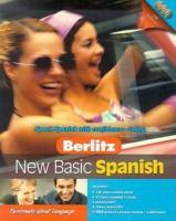 Berlitz new basic Spanish