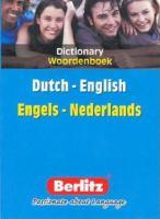Dictionary : Dutch-English, English-Dutch