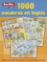 1,000 Spanish Words