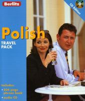 Polish CD Pack