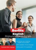 Berlitz English Pronunciation Program