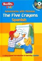 Los cinco crayones