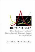 Beyond Beta