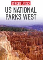 US National Parks West