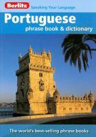 Berlitz Portuguese Phrase Book and CD