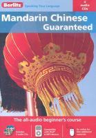 Berlitz Mandarin Chinese Guaranteed