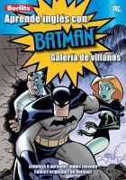 Berlitz Aprende inglés con Batman