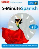 5-minute Spanish