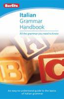 Italian Grammar Handbook