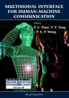 Multimodal Interface for Human-Machine Communication
