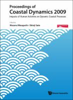 Proceedings of Coastal Dynamics 2009