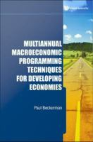 Multiannual Macroeconomic Programming Techniques for Developing Economies