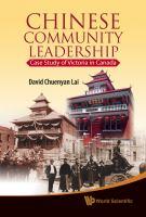 Chinese Community Leadership