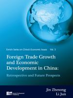 Foreign Trade Growth and Economic Development in China