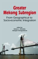 Greater Mekong Subregion