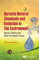 Harmful Natural Chemicals and Radiation in the Environment