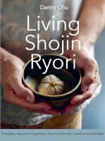 Cover of Living Shojin Ryori: Every