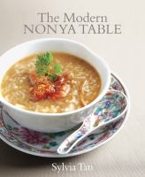Cover of The Modern Nonya Table